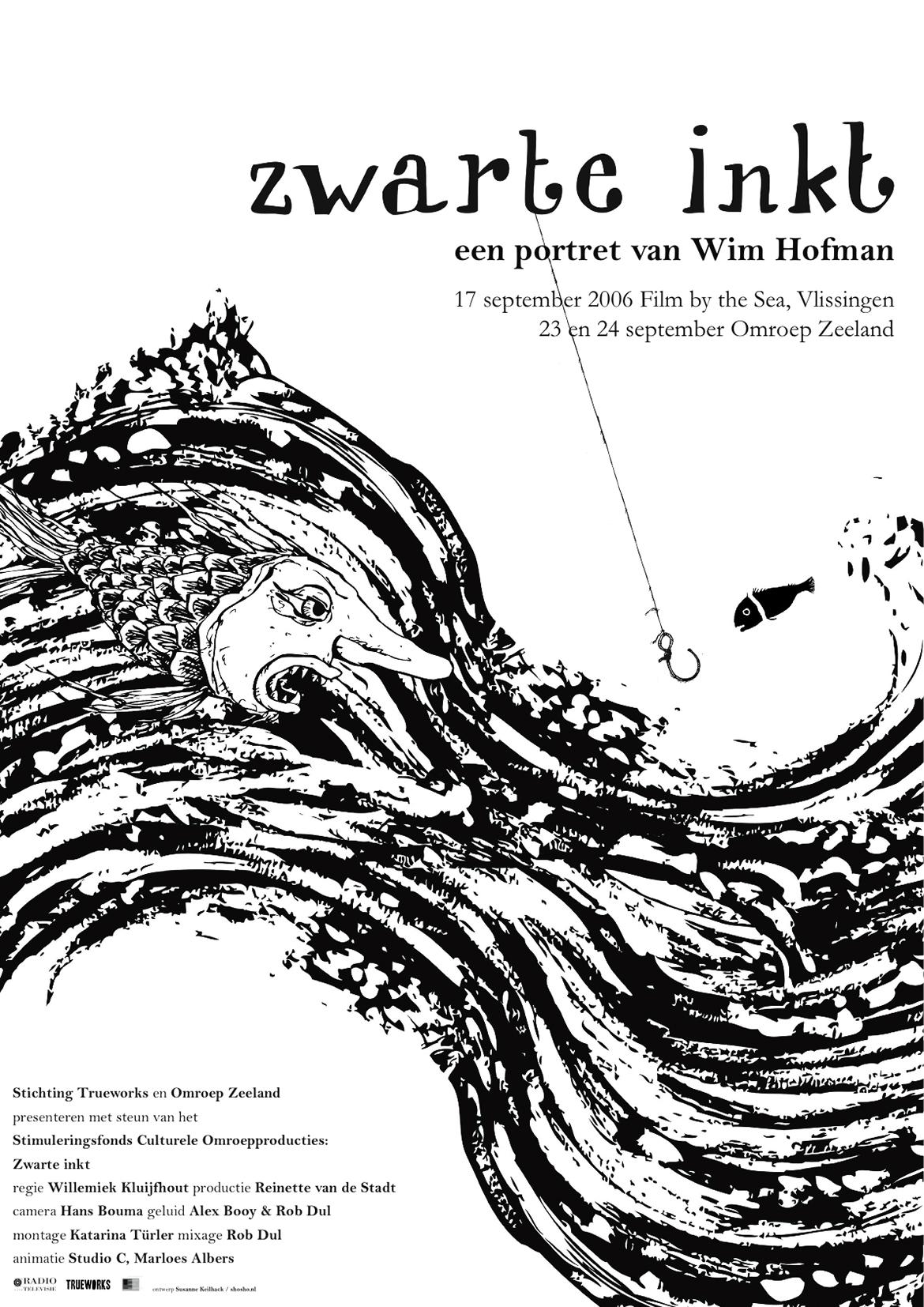 Poster Zwarte Inkt _web